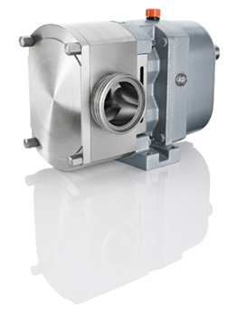 Fristam Stainless Steel Hygienic Postive Displacement Pumps