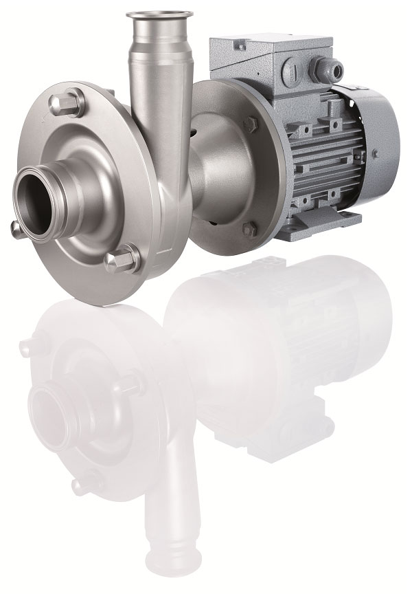 Fristam FP FPE FZ Hygienic stainless steel centrifugal pumps