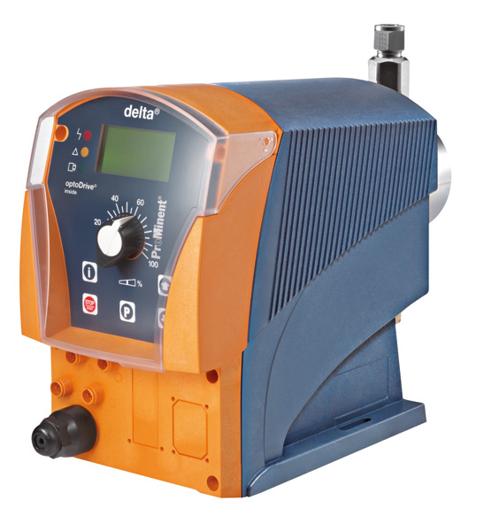 Prominent Chemical Dosing Equipment Metering Pumps
