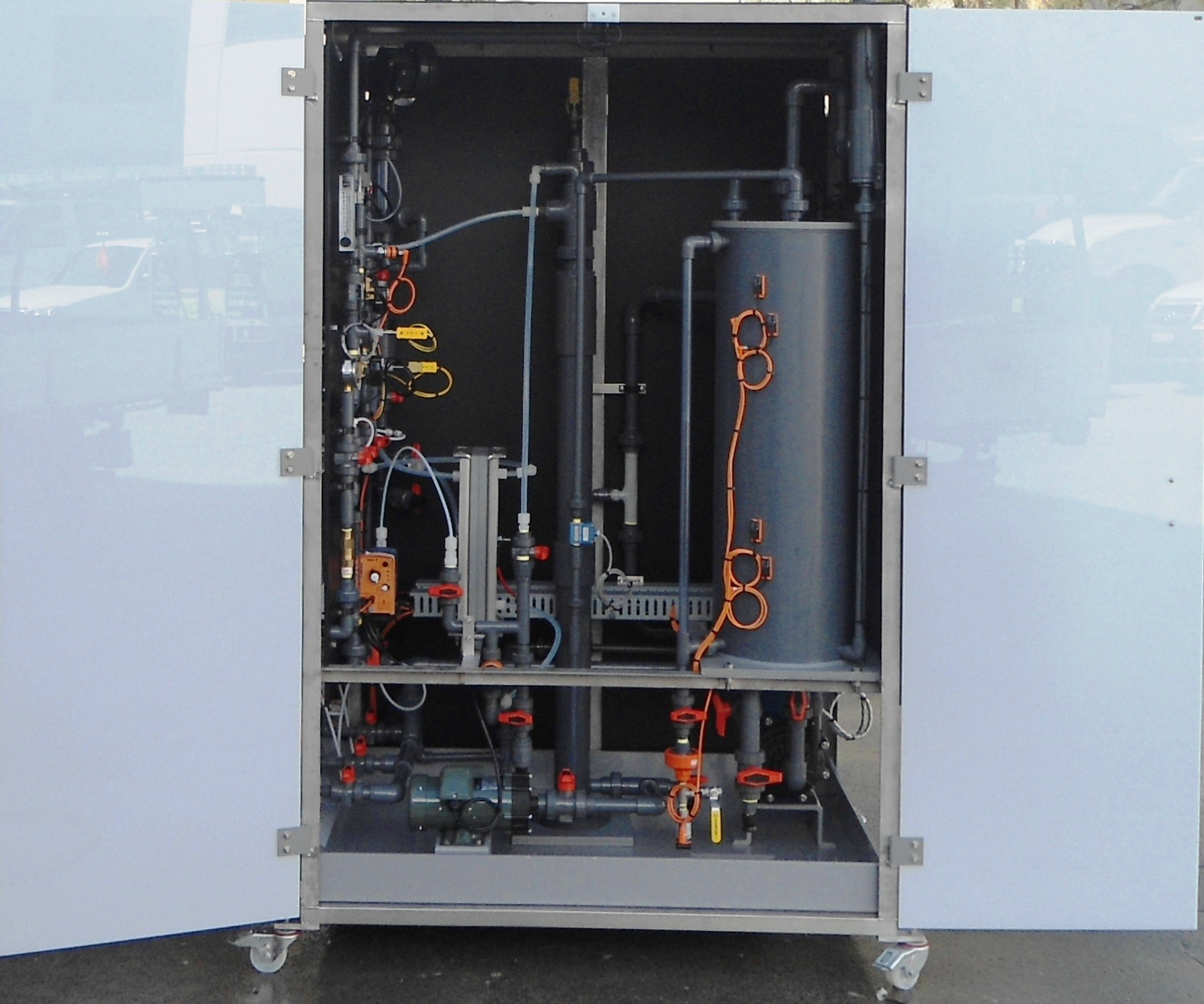 Electricide CDE5 chlorine dioxide generator electrochemical