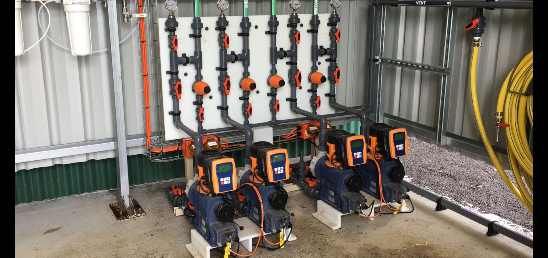 Chlorine Dioxide Electricide Generator Replaces 2 Chem System